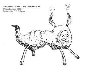United Automatons Dispatch #7
