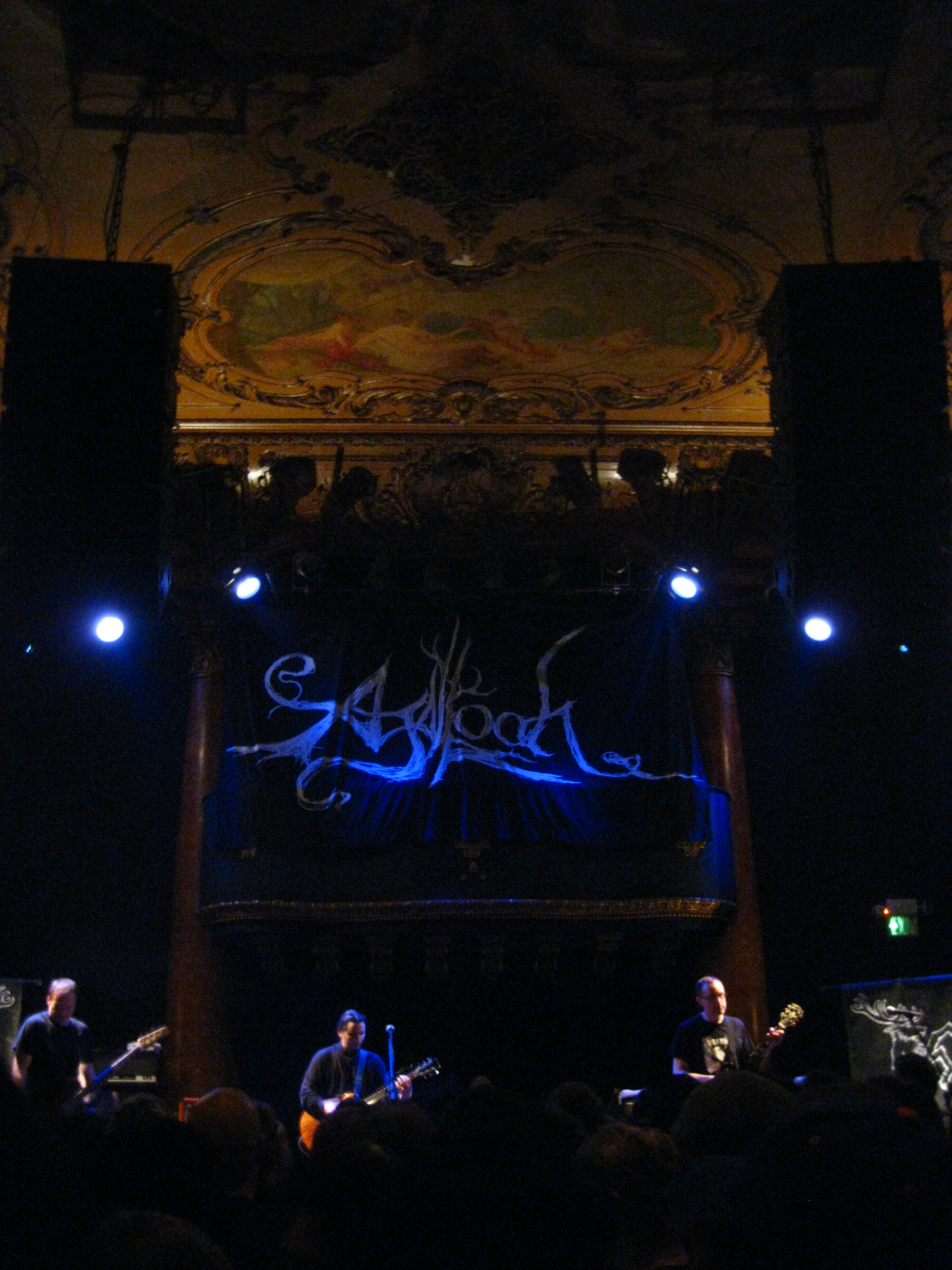 Agalloch Allerseelen and Dispirit at the Great American Music