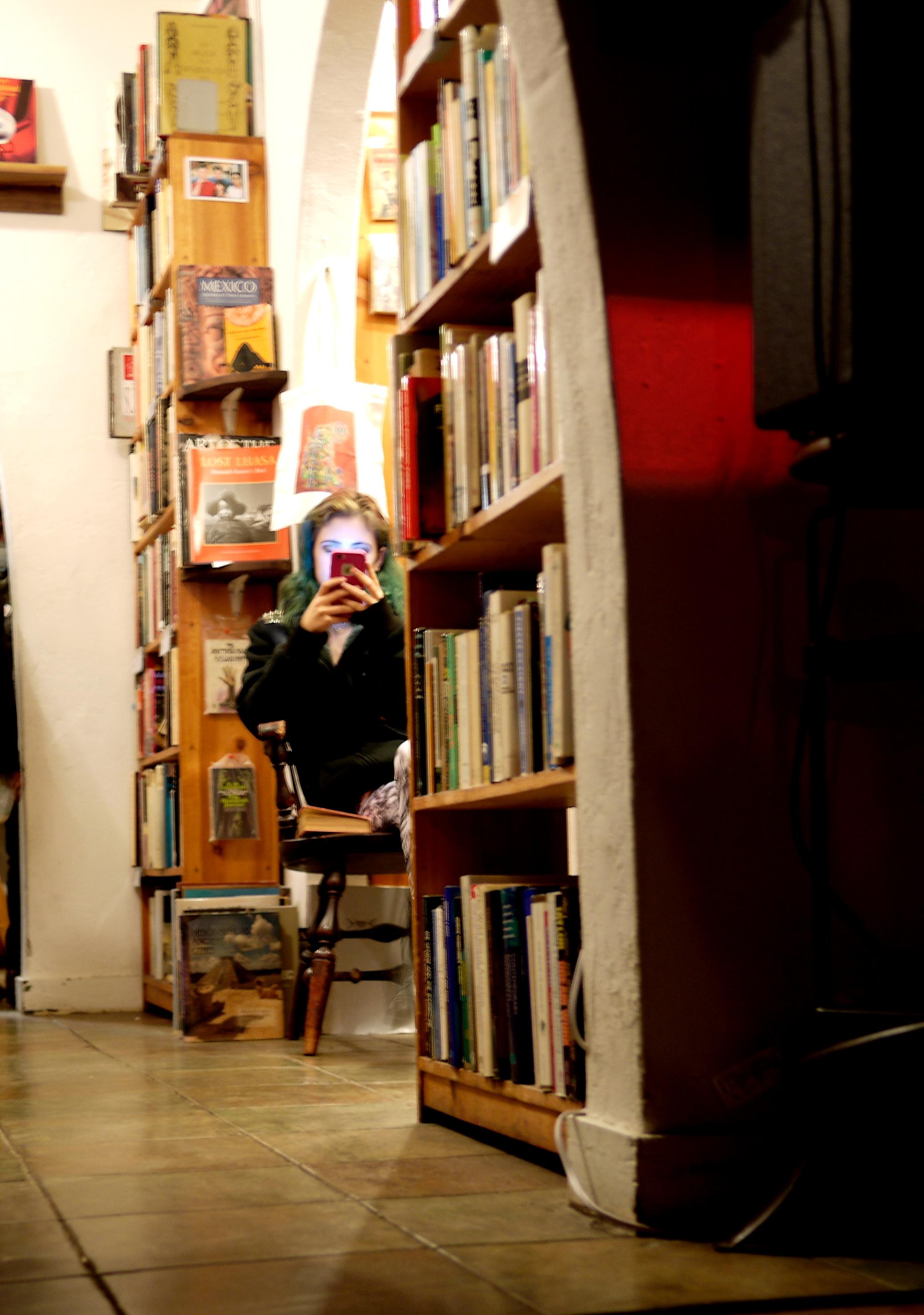 Dire Wolves Tara Jane ONeil and Samara Lubelski at Adobe Books