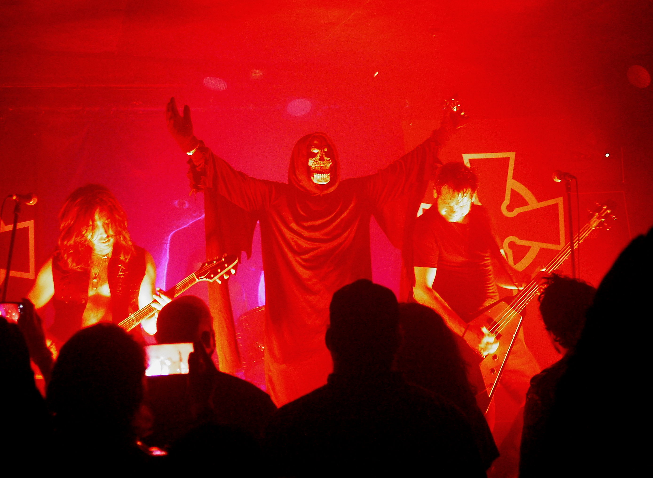 Satan at the Elbo Room San Francisco CA 3 kNOw Deposit